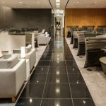Cathay Pacific First and Business Class Lounge - San Francisco International Airport