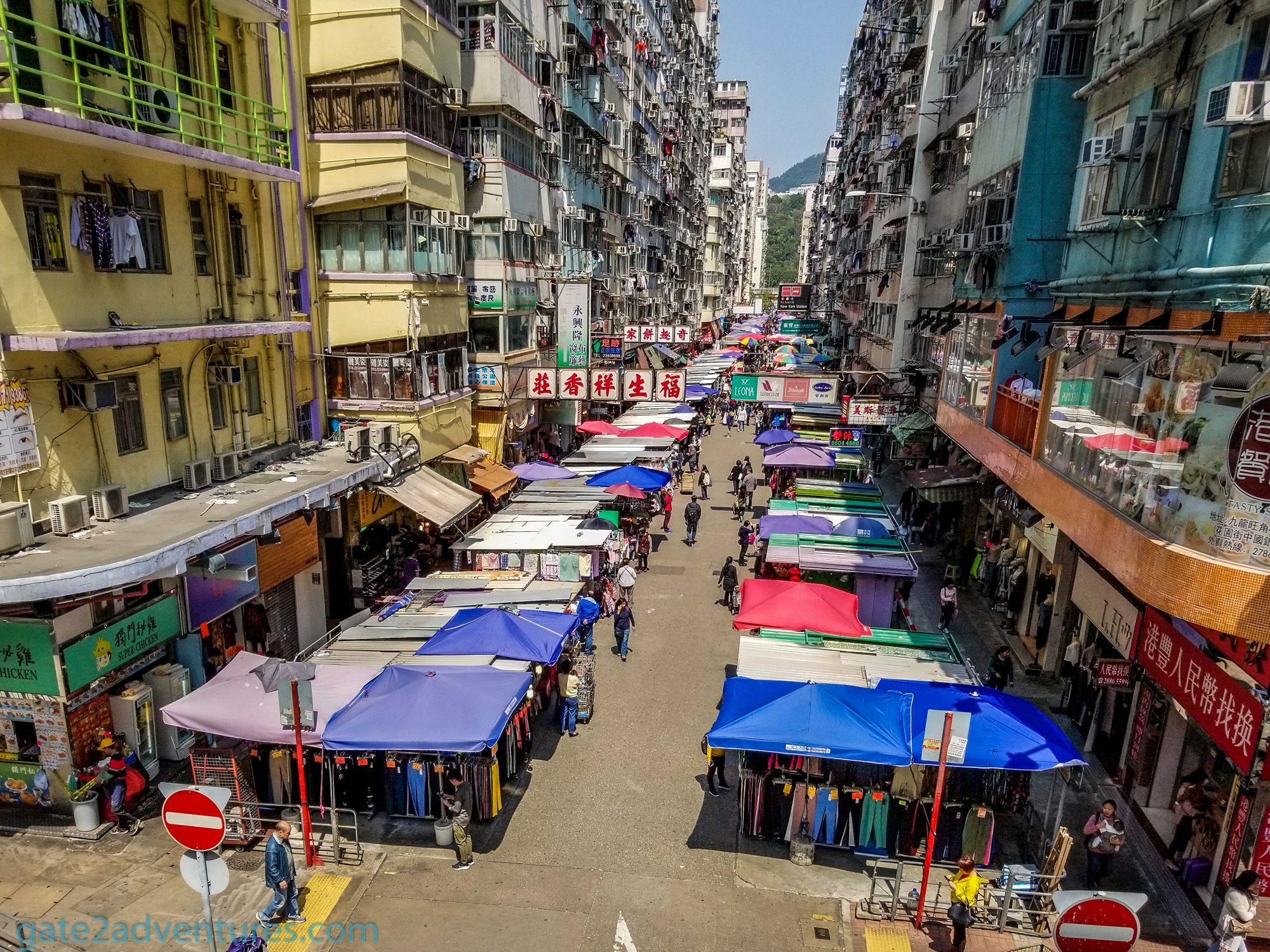 Hong Kong's Fa Yuen Street – Sneakers and Street Markets