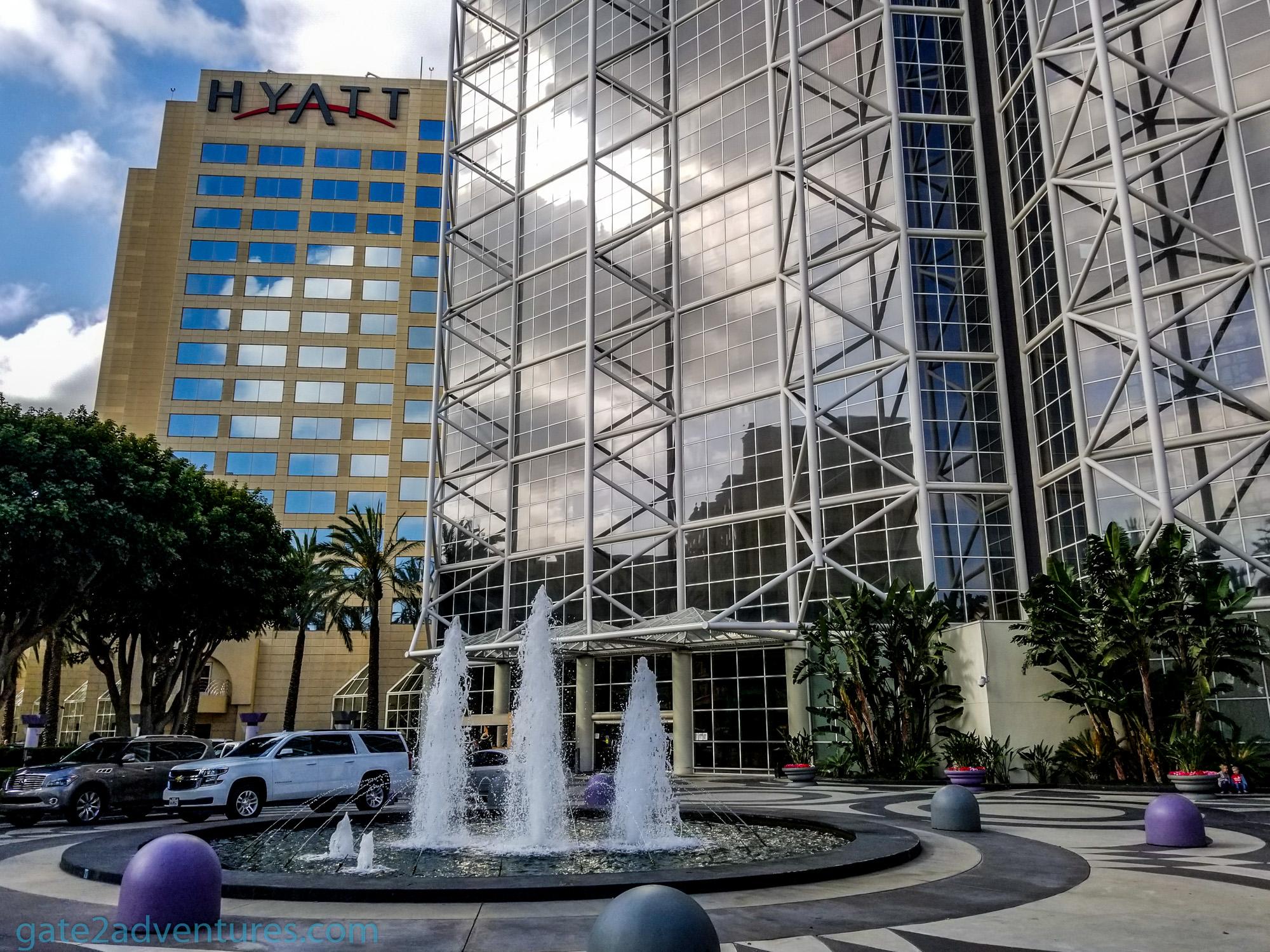 Hotel Review: Hyatt Regency Orange County