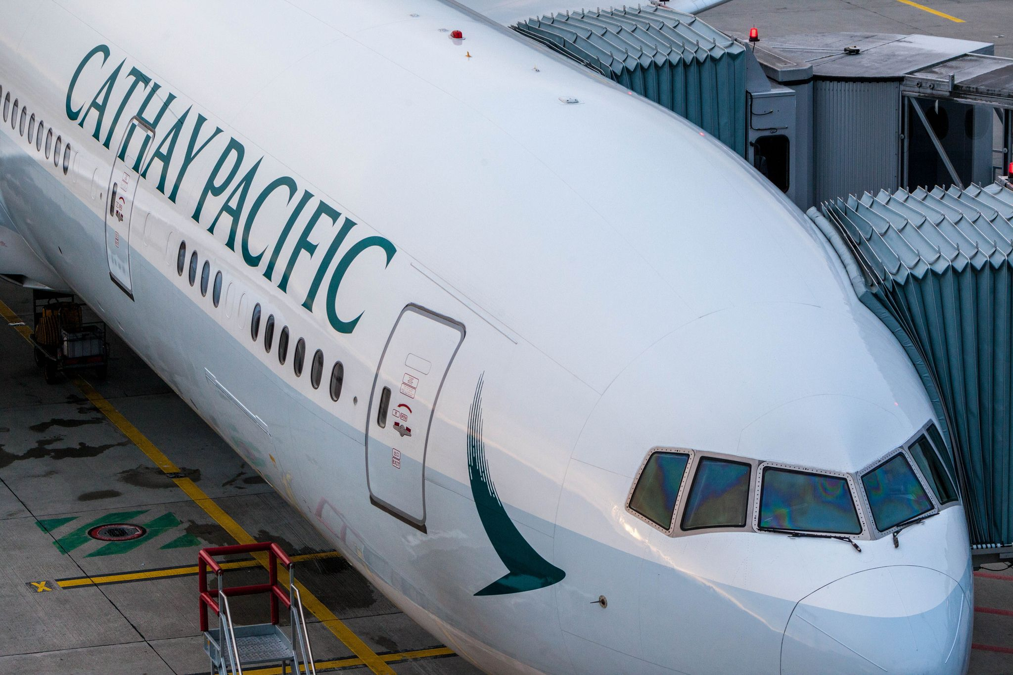 Cathay Pacific to launch Hong Kong – Seattle (March 2019)
