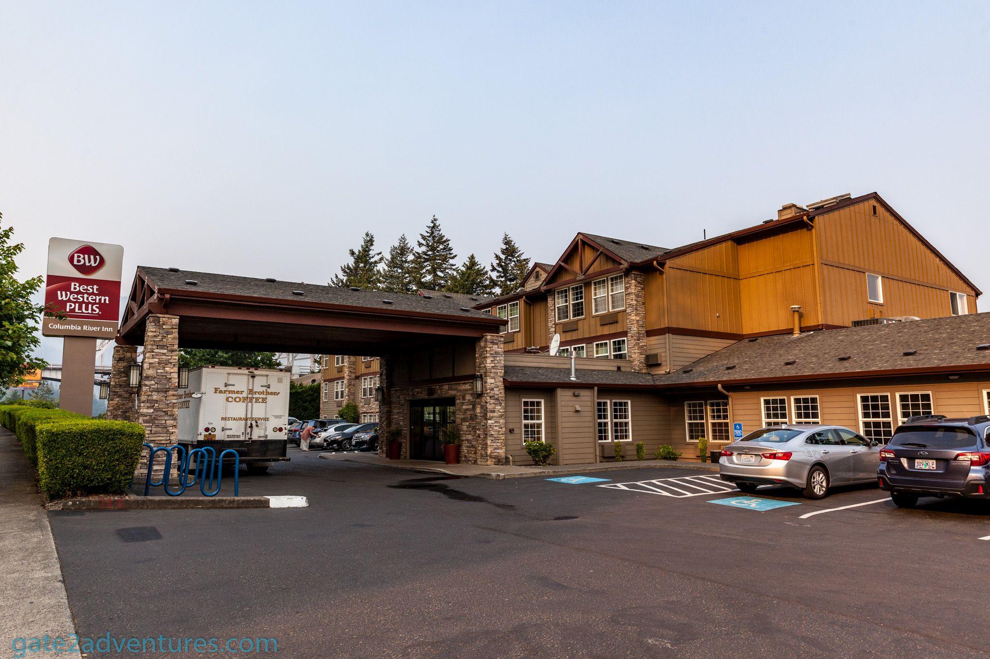 Hotel Review: Best Western Plus Columbia River Inn