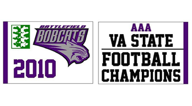 Bobcat Football state champ 4 - We Sponsor