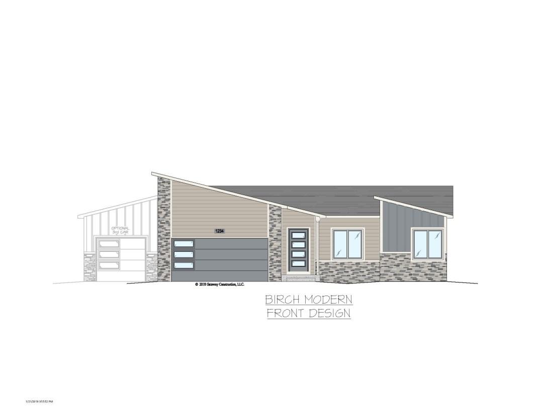 Birch GL Exterior Design - M No Tree Colored