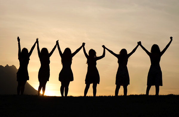 women-together