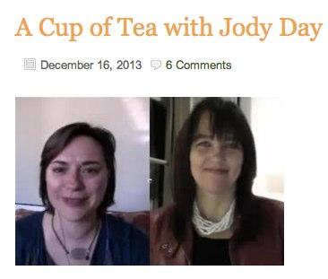 Mini Cup of Tea - Lisa and Jody