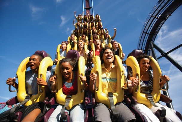 Six Flags Youth Group Trip is Coming Up Soon!