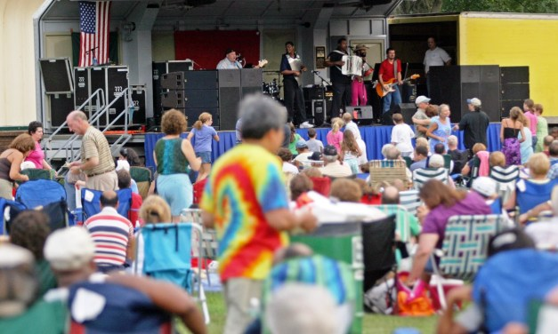 Duke Island Park Summer Concert Series!