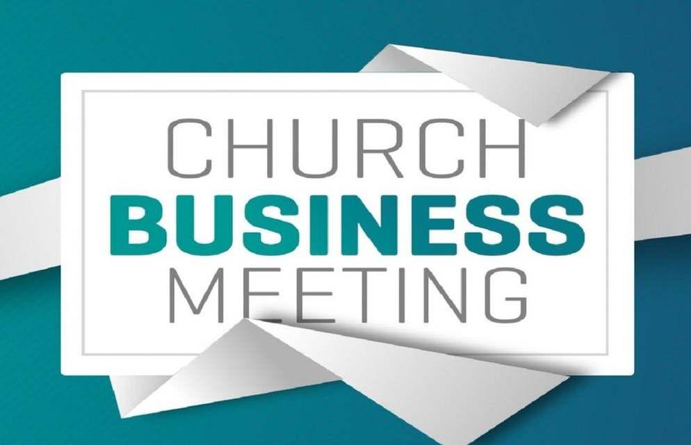 Annual Business Meeting 2018