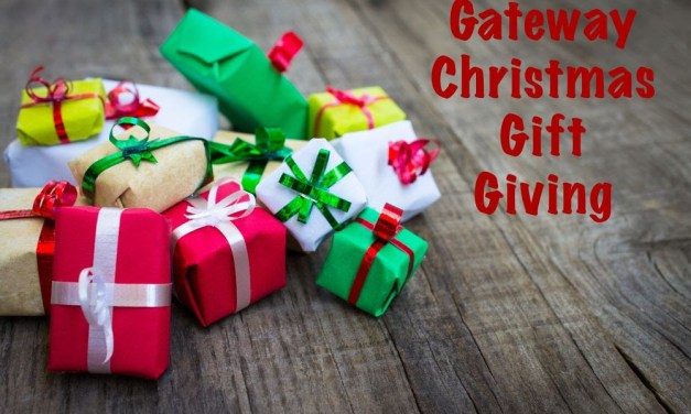 Gateway Christmas Gift Giving