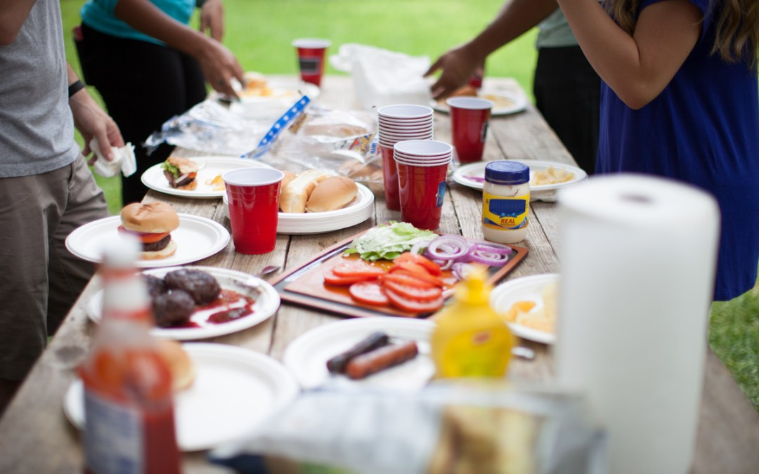 Church Family Picnic