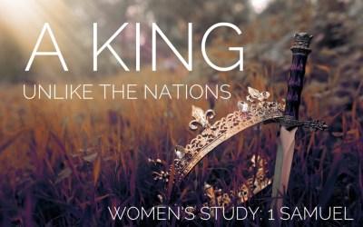 1 Samuel Bible Study