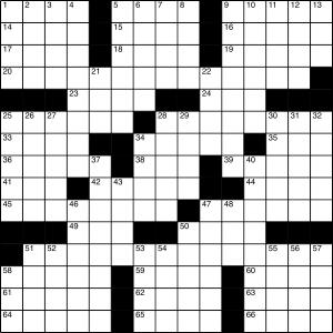2014-07-18 Crossword Puzzle