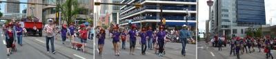 Alberta's Promise in parade