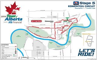 Stage 5 - Edmonton