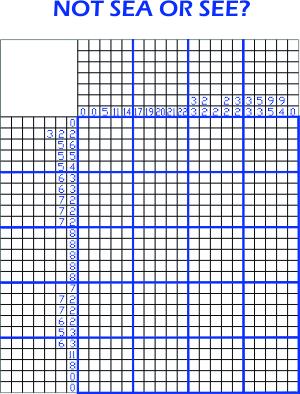 2014-09-09 Pic-a-Pix Puzzle