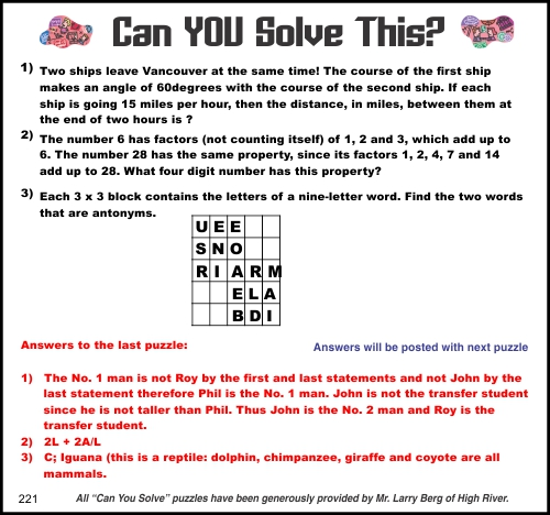 2014-10-10 Math Puzzle week 221