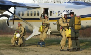 BC smokejumpers