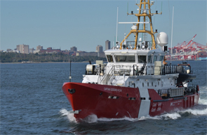 Hero-Class Vessel CCGS Captain Goddard M.S.M.