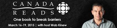 Canada Reads 2015 - Wab