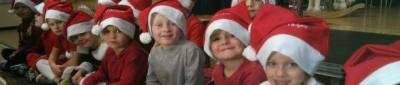 MCS Santa hats