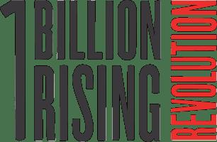 1 billion rising revolution logo