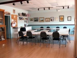 Sheep Creek Arts Council facilities