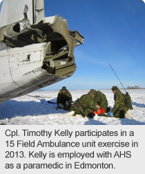 (photo courtesy Canadian Armed Forces)