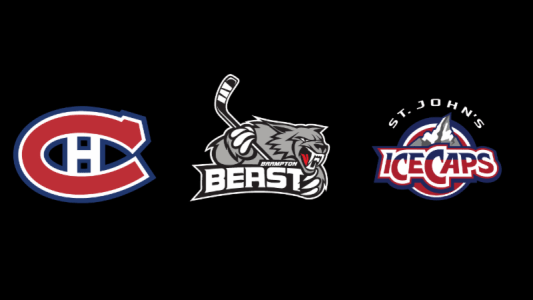 Brampton Beast NHL affiliation