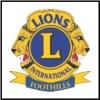Foothills Lions Logo Framed 200x200