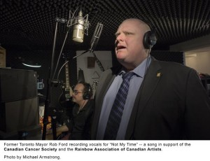 Former Toronto Mayor Rob Ford - Not My Time - resized