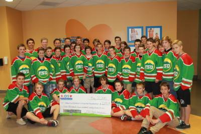 Peak - Alberta Children's Hospital Foundation Donation