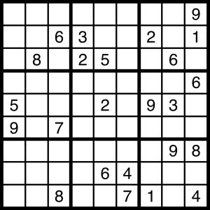 2015-06-27 Sudoku Puzzle
