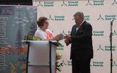 Alberta Emerald Awards - Volunteer recognition