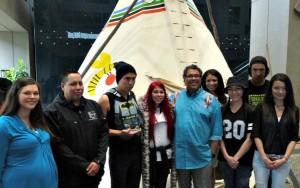 Aboriginal Achievement Awards - Calgary 2015
