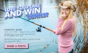 CWF - Love Your Lake contest