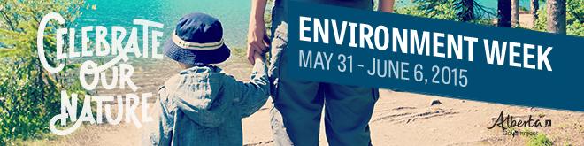 Environment Week in Alberta