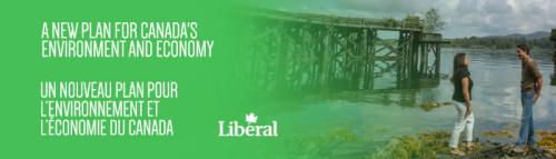 Trudeau plans for Environment