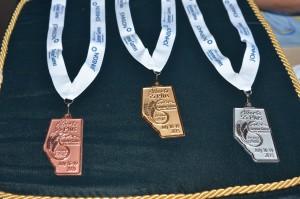 Medals - 55 Plus