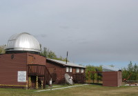 The Wilson Coulee Observatory near Calgary