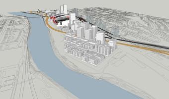 Concept plan for CalgaryNEXT