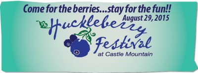 Huckleberry Festival