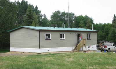 Miquelon Lake Research Station