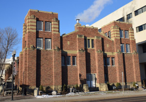 Red Deer Armoury / Fire Hall #1