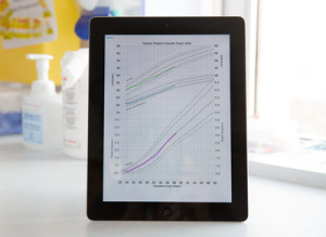 Dietitians and healthcare professionals in 141 countries use Fenton's preterm growth charts. They are now available on two apps.