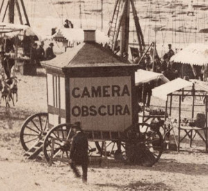 Inspiration for Camera Obscura