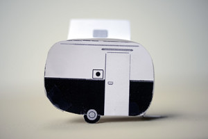 Artist rendering of Mobile Camera Obscura