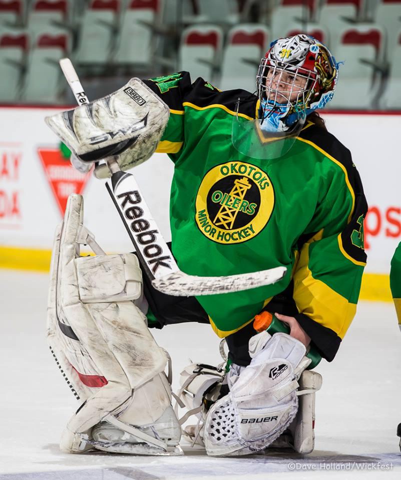 Okotoks Oilers - female hockey