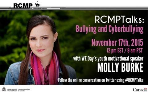RCMP Talks Bully