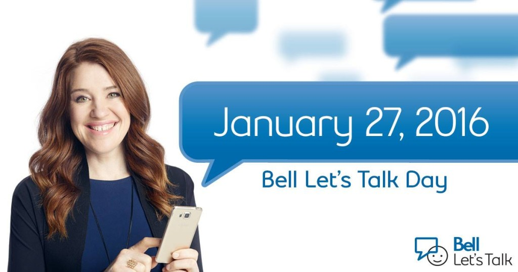 Bell Lets Talk Day