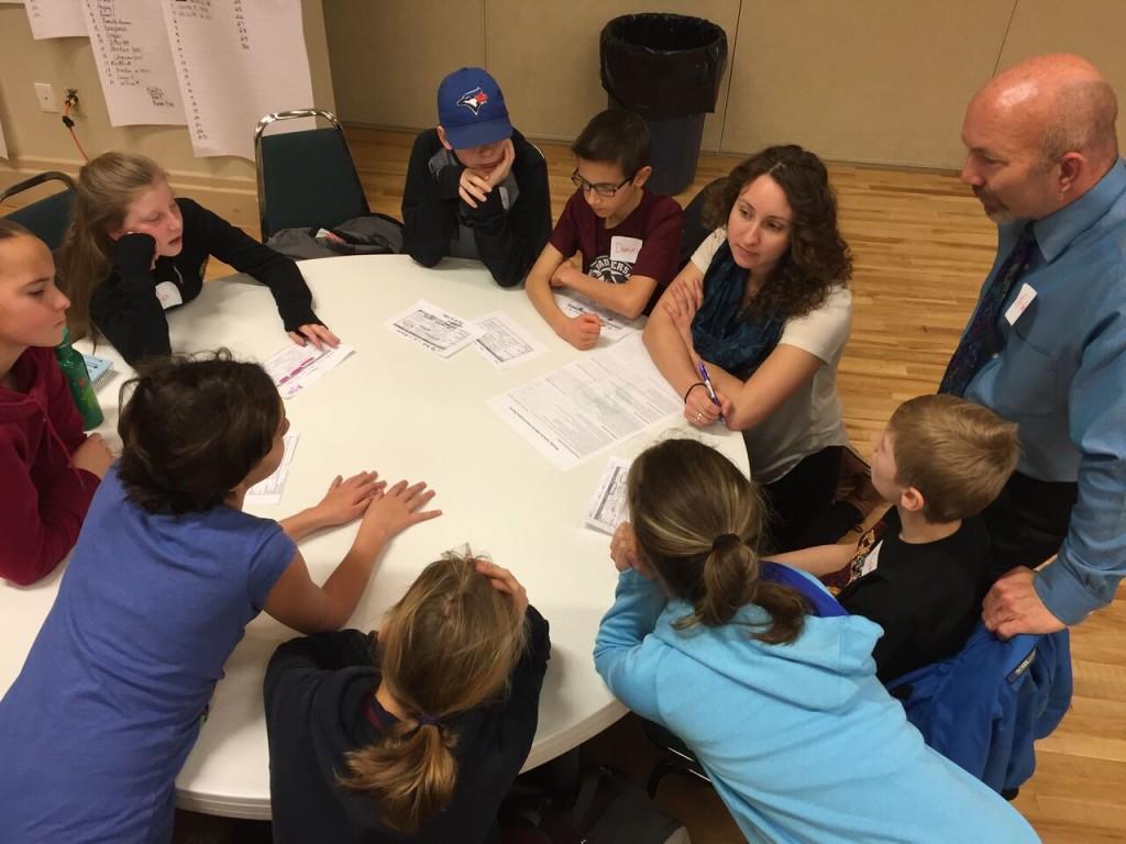 Big Rock Action Planning